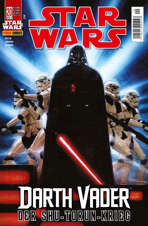 Star Wars 20 (Kiosk-Ausgabe)