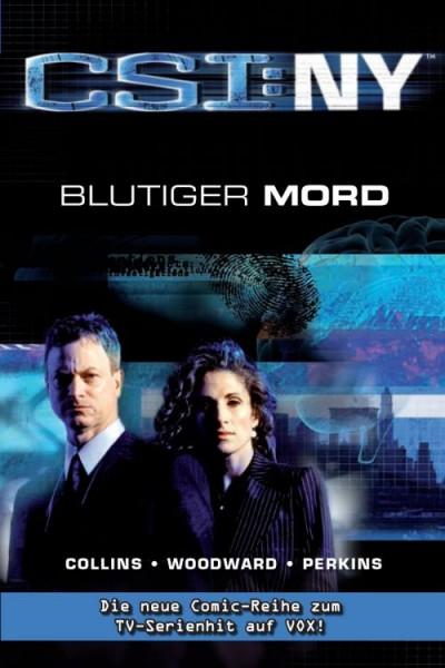 CSI: New York 4 - Blutiger Mord