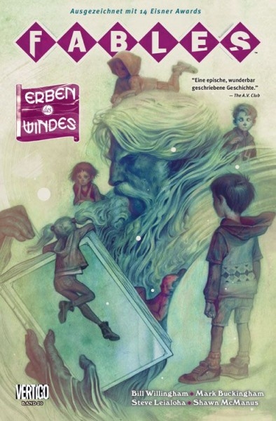 Fables 20: Erben des Windes