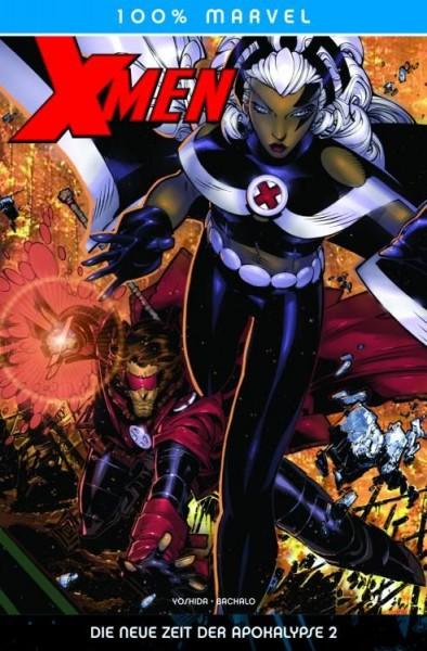 100% Marvel 19: X-Men - Die neue Zeit der Apokalypse 2
