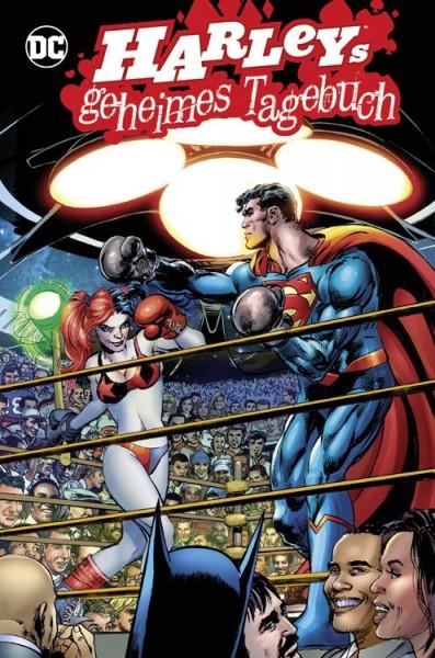 Harley Quinn: Harleys geheimes Tagebuch 2 Variant - Comic Con Germany