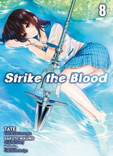Strike the Blood 8
