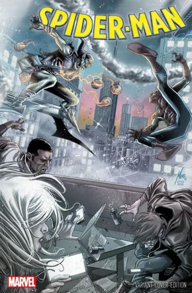 Spider-Man 18 (2016) Variant - Dortmund Comic Con
