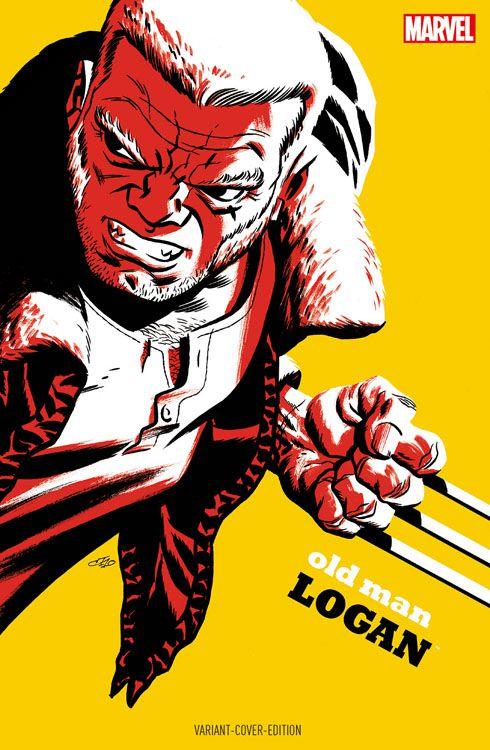 Old Man Logan 1 - Berserker Variant