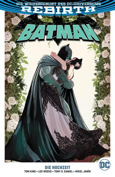 Batman Paperback 7: Die Hochzeit Cover