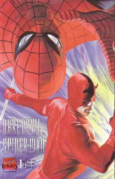 Daredevil/Spider-Man 1