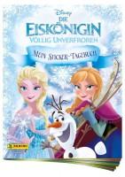 Disney: Die Eiskönigin - Mein Sticker-Tagebuch - Album