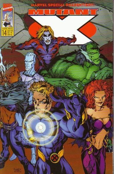 Mutant X 14