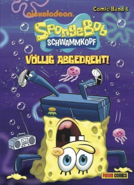 Spongebob Comicband 6