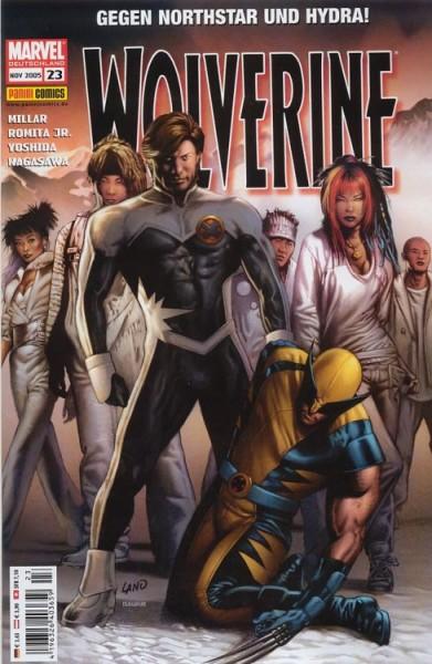 Wolverine 23