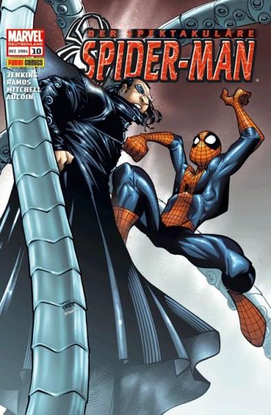 Der spektakuläre Spider-Man 10