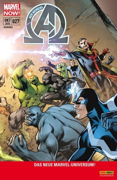 Avengers 27 (2013)