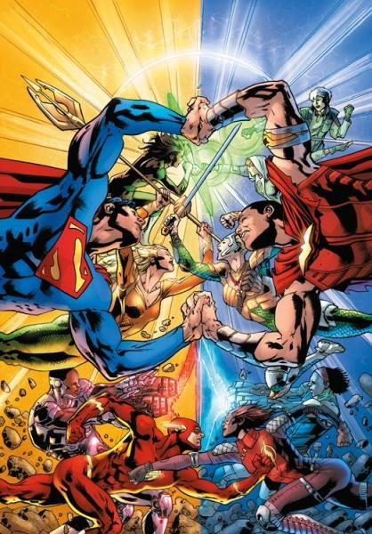 Justice League 5: Das Vermächtnis der Justice League