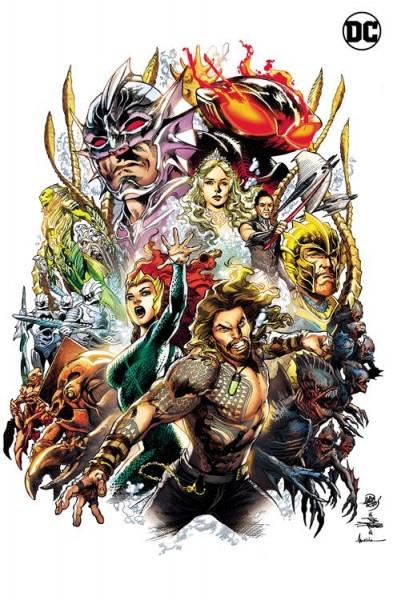 Aquaman vs. Suicide Squad: Mission Atlantis Comic Con Köln Variant