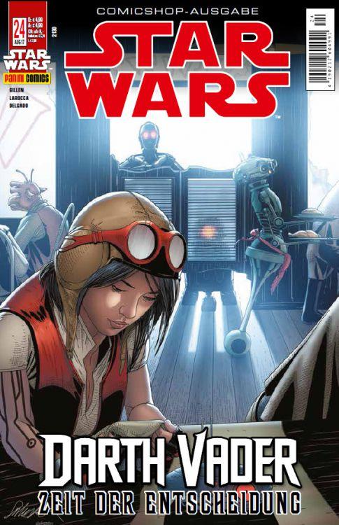 Star Wars 24: Darth Vader - Endspiel...