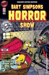 Bart Simpsons Horror Show 10 Variant