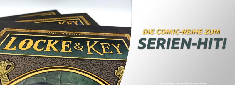 Locke und Key Slider