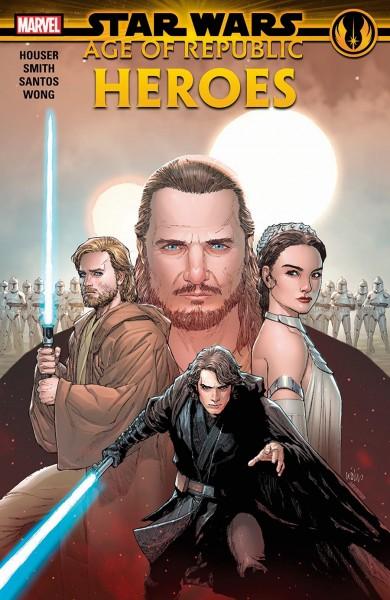 Star Wars: Age of Republic - Die Helden Hardcover