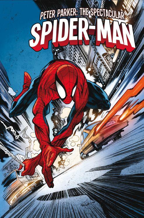 Spider-Man 26 (2016) Comicpark Variant