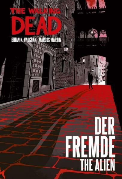 The Walking Dead: Der Fremde - The Alien Cover