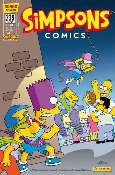 Simpsons Comics 239