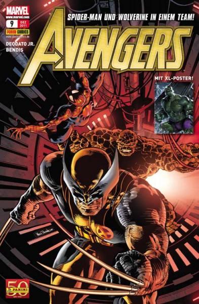 Avengers 9 (2011)