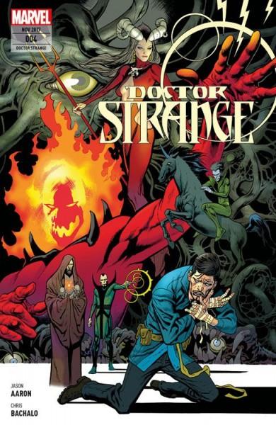 Doctor Strange 4: Blut im Äther