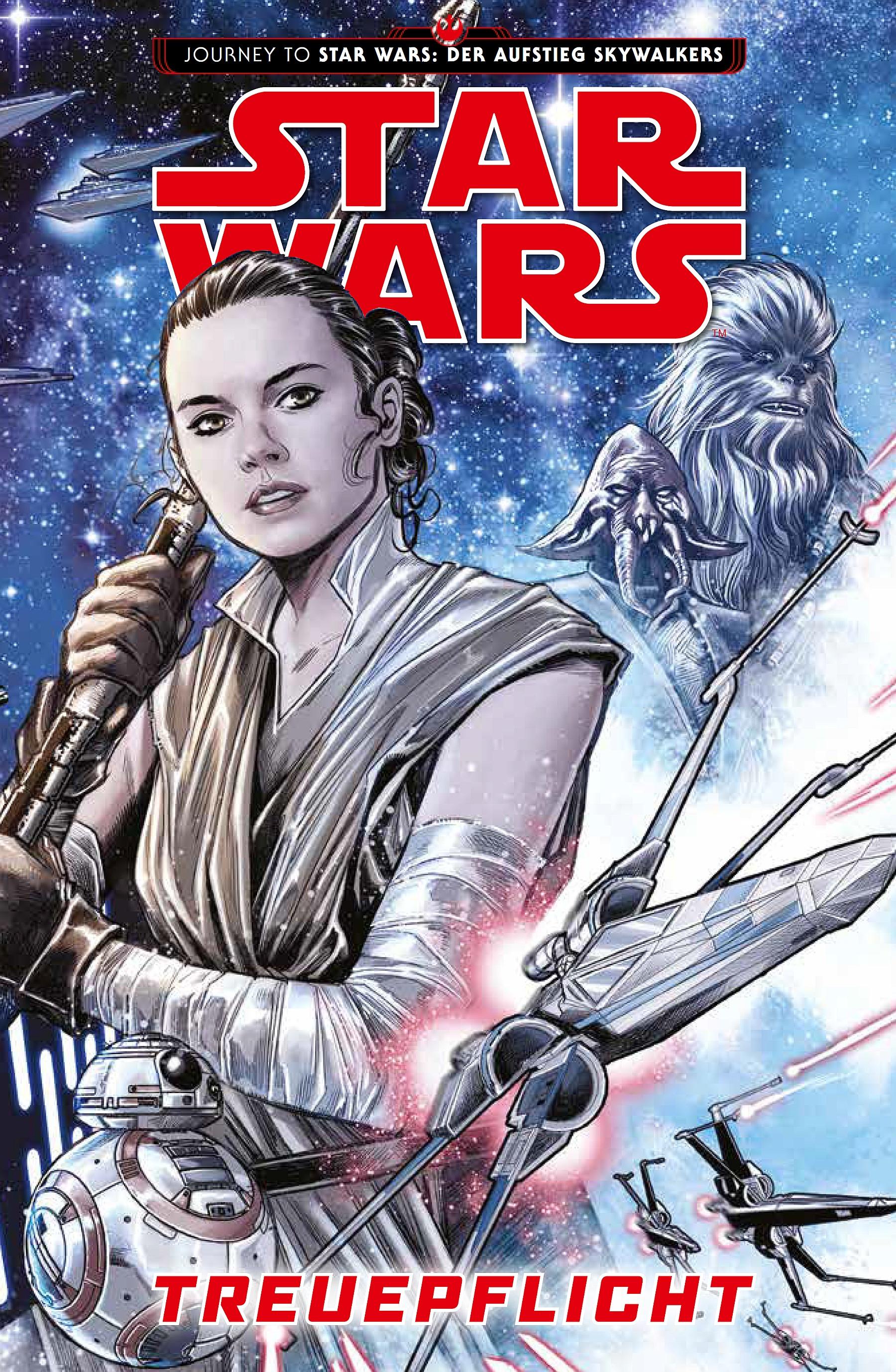 Star Wars Sonderband: Treuepflicht -...