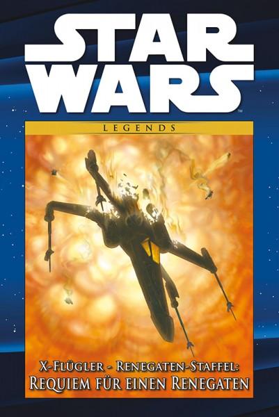 Star Wars Comic-Kollektion 108X-Flügler-Renegaten-Staffel - Requiem für einen Renegaten Cover