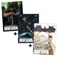 Berserk: Ultimative Edition: Schnupper-Bundle