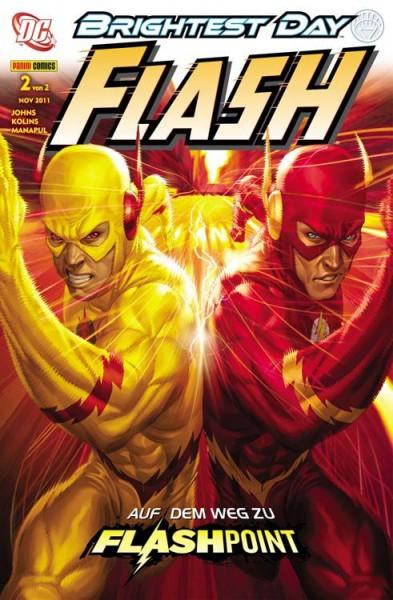 Brightest Day: Flash 2