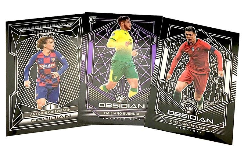 Obsidian Soccer 2019-20 - Base-Cards