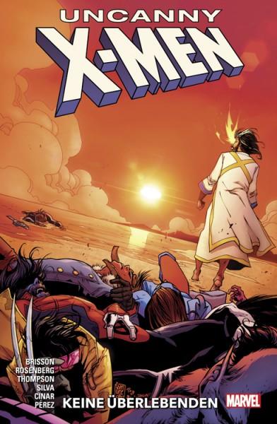 Uncanny X-Men 2: Keine Überlebenden
