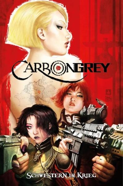 Carbon Grey 1: Schwestern im Krieg