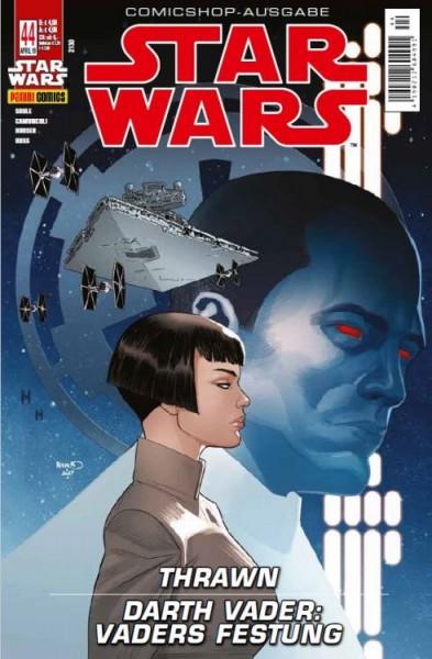 Star Wars 44: Darth Vader - Vaders Festung & Thrawn 3 - Comicshop-Ausgabe