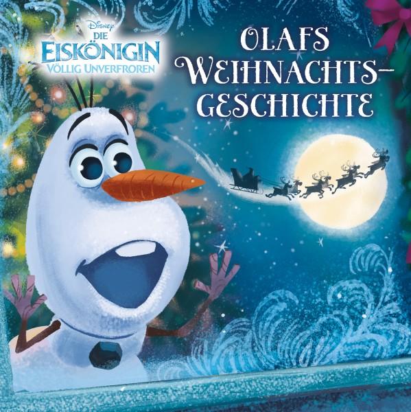 Disney Die Eiskönigin - Buch und Glitzerkugel