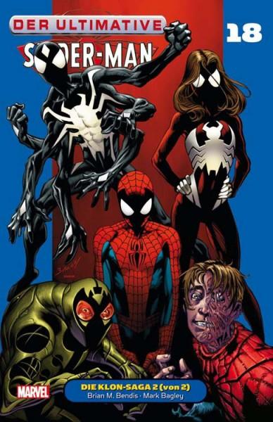 Der ultimative Spider-Man 18