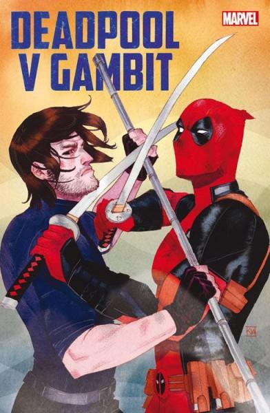 Deadpool vs. Gambit