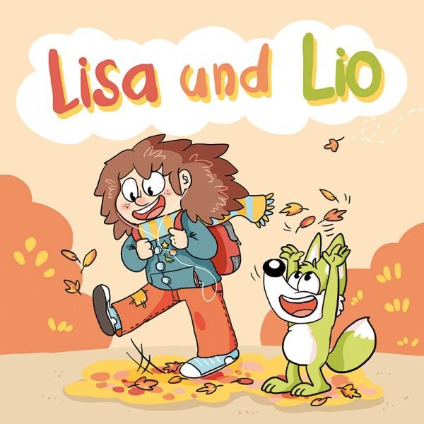 Lisa und Lio Cover