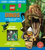 Das große LEGO® Abenteuer für Dino-Fans - Dino Safari - Box