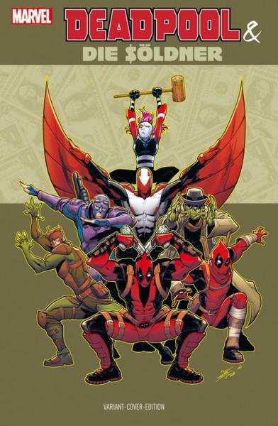 Deadpool & Die Söldner 3: Mittendrin und nicht dabei - Comic Con Dortmund Variant