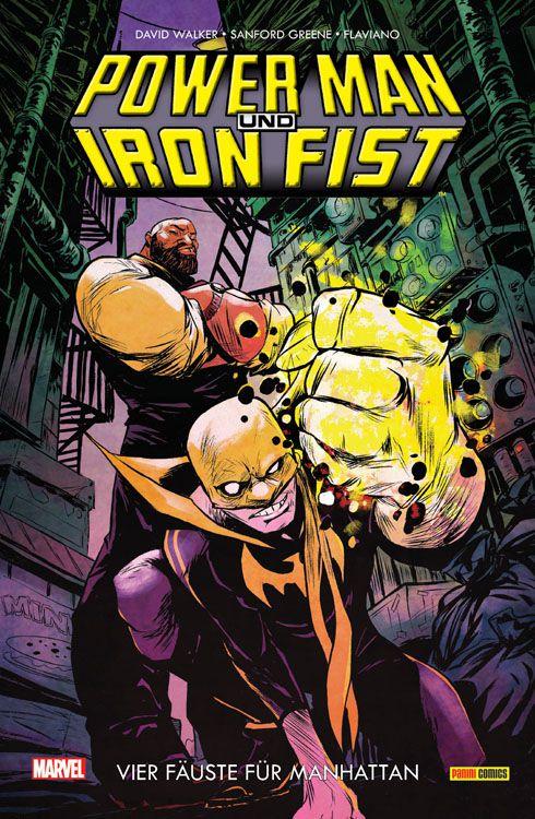 Power Man & Iron Fist 1: Vier Fäuste...