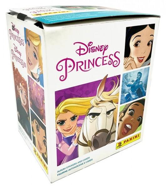 Disney Prinzessin  - Das Herz einer Prinzessin - Sticker und Trading Cards - Box