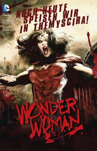 Wonder Woman: Göttin des Krieges 1 Variant