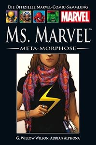 Hachette Marvel Collection 139: Ms. Marvel - Meta-Morphose