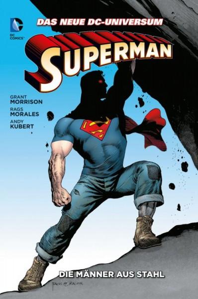 Superman 1 - Superman und die Männer aus Stahl