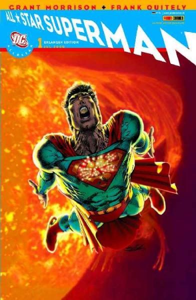 All Star Superman 1 - Comic Salon Erlangen Variant