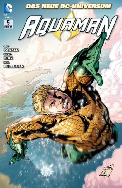 Aquaman 5 (2012)