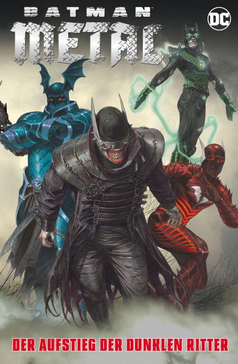 Batman Metal: Der Aufstieg der...