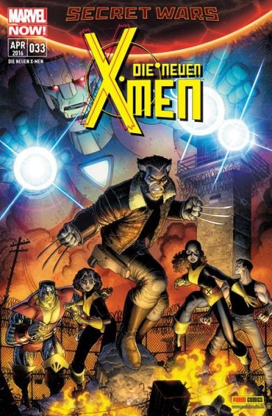 Die neuen X-Men 33